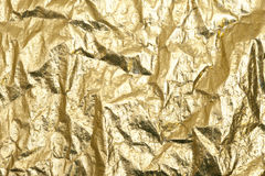Gold foil Stock Images