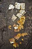 Gold Foil Stock Images