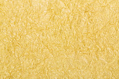 Gold foil background texture Stock Image