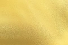 Gold foil texture background. Gold foil paper decorative texture background for artwork Royalty Free Stock Image