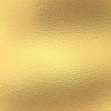 Gold foil texture background. Gold foil paper decorative texture background. Close up Stock Images