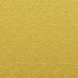 Gold Foil Texture Background Stock Photography