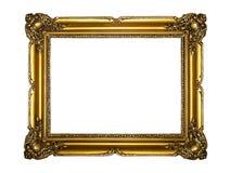 Gold frame Stock Photos