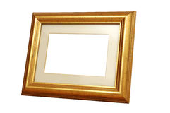 Free Gold Frame Stock Photography - 5363972