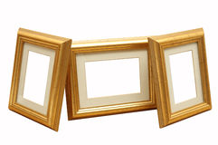Free Gold Frame Stock Photography - 5363992