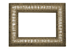 Gold frame. Royalty Free Stock Photo