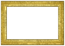 Gold Frame Border Royalty Free Stock Image