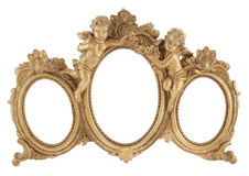 Gold framework Stock Photos
