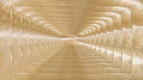 Free Gold Fur Abstract Blurred Art Background Stock Photography - 215494992
