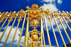 Gold Gate Stock Images