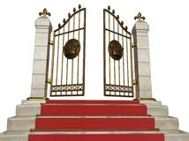 Gold gate Stock Photos