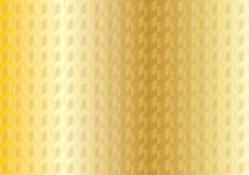 Gold geometric background. Gold pattern for graphic design. Vector illustration with gold diagonal shapes on gold background. For art, print, fashion, textile stock illustration
