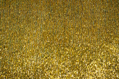 Gold glitter Royalty Free Stock Photography