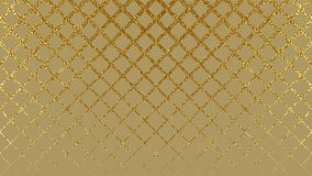 Abstract gold glitter geometric vector background. Gold, glitter abstract background. Cool pattern. Patina golden elements. . Sparkles background. Creative Royalty Free Stock Photography