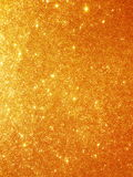 Gold Glitter Background Royalty Free Stock Photography