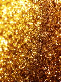 Gold Glitter Background Royalty Free Stock Photo