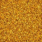 Gold glitter background vector illustration