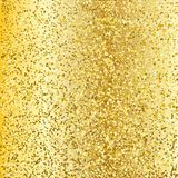 Gold glitter background. luxury greeting rich card. Gold glitter background. luxury greeting Gold Stock Photography