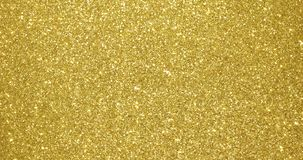 Free Gold Glitter Background, Sparkling Shimmer Glow Particles Texture. Golden Light Sparks And Glittering Foil Sequins Background With Royalty Free Stock Images - 166851799