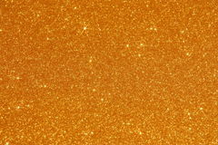 Gold Glitter Background - Stock Photo Royalty Free Stock Photos