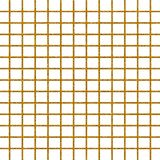 Gold glitter checked geometric pattern paper. A digitally created metallic checked glitter background design Stock Photos