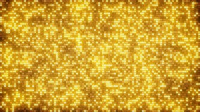 Gold glitter dots abstract background Royalty Free Stock Photos