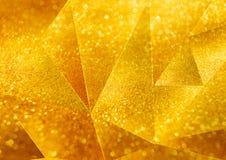 Free GOLD GLITTER GLOW BACKGORUND Royalty Free Stock Photography - 138705417