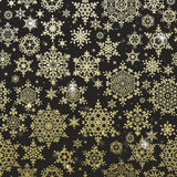 Gold glitter particles background. EPS 10 Royalty Free Stock Images