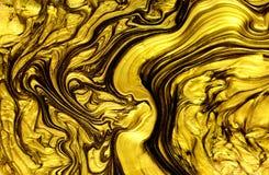 Gold glitter powder splash background. Festive golden scattered dust particles.