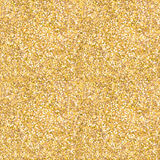 Gold  glitter shine texture. Abstract golden background Stock Photo