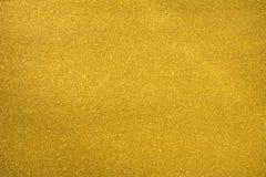 Gold Glitter Sparkle Background Stock Photos