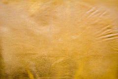 Gold Glitter Sparkle Background Stock Photography
