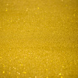 Gold glitter Royalty Free Stock Photo