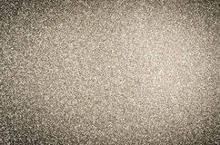 Gold Glitter Texture Background with Vignette Stock Photos