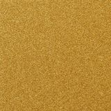 Gold Glitter Texture Stock Image