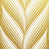 Gold glittering abstract wave pattern Royalty Free Stock Photos