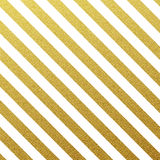 Gold glittering seamless lines pattern Royalty Free Stock Images