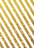 Gold glittering seamless lines pattern on white background. Gold vector glittering seamless lines pattern on white background. Gold diagonal lines pattern. Gold Stock Photography