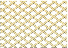 Gold Grating Stock Images