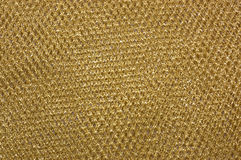 Gold grid Royalty Free Stock Image