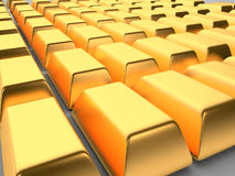 Gold. A group of gold,background Stock Images