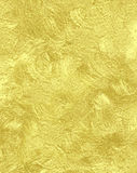 Gold grunge design paper Royalty Free Stock Photo