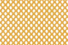 Gold grunge plastic fabric background Stock Image