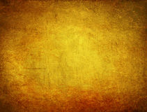 Gold-gunge Hintergrund Stockbild