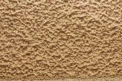 Gold hämmerte Metallhintergrund, abstrakte metallische Beschaffenheit, Blatt O stockfoto