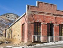 Gold Hill, Nevada Post Office Royalty Free Stock Photography