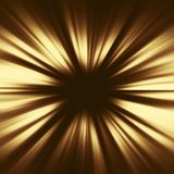 Gold illustration. Perfect light striped golden abstract background royalty free stock photo