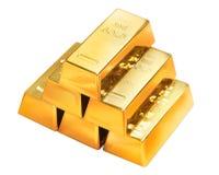 Free Gold Ingots Royalty Free Stock Images - 71929949
