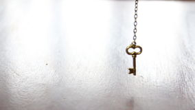 Gold Key stock video
