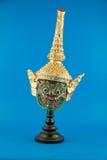 Khon giant mask Royalty Free Stock Photo